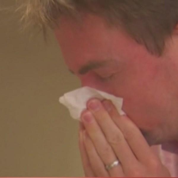 Health Dept: Flu still widespread in RI