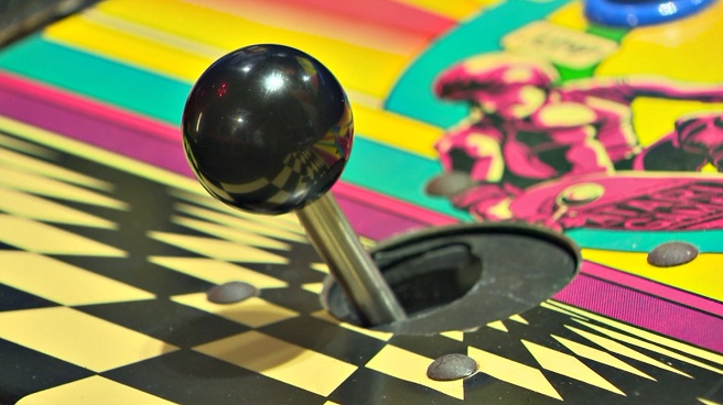 Arcade game joystick_448591