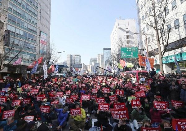 South Korea Politics_439507