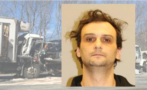 I-295 road rage crash suspect Mitchell Savard_455092