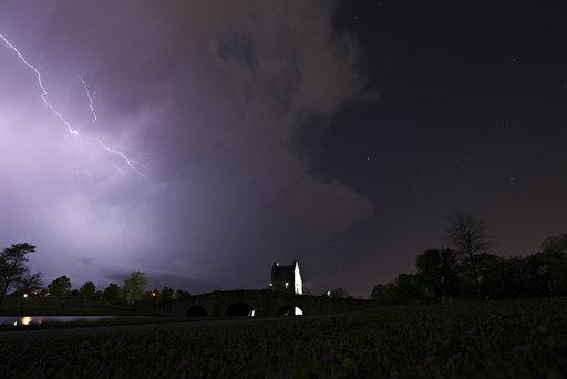 APTOPIX Severe Weather_455658