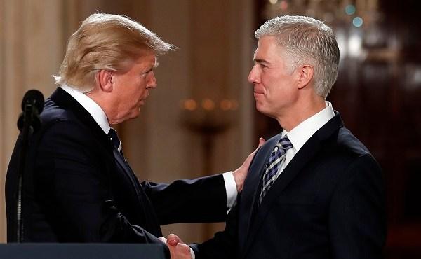 APTOPIX Trump Supreme Court_414706