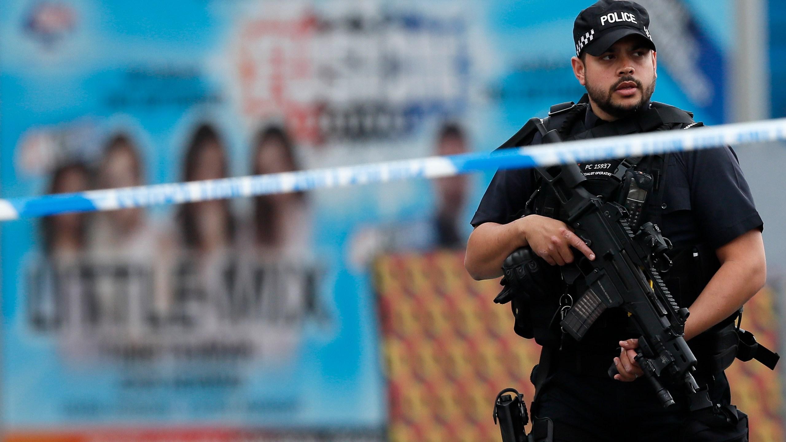 Britain Concert Blast_483630