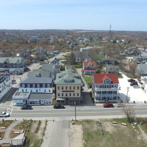 Block Island Main Street_458557