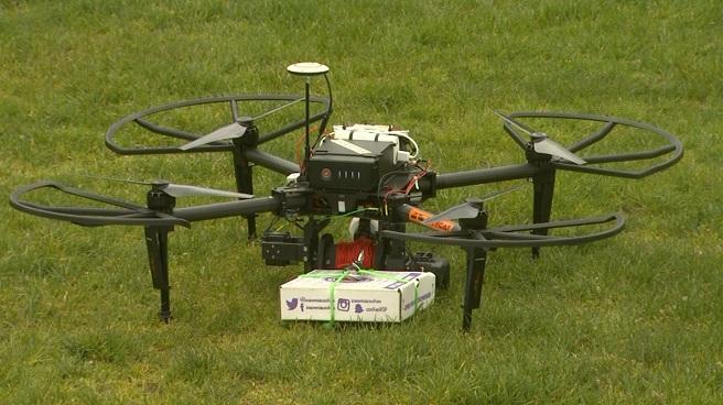 Brown University drone_477218