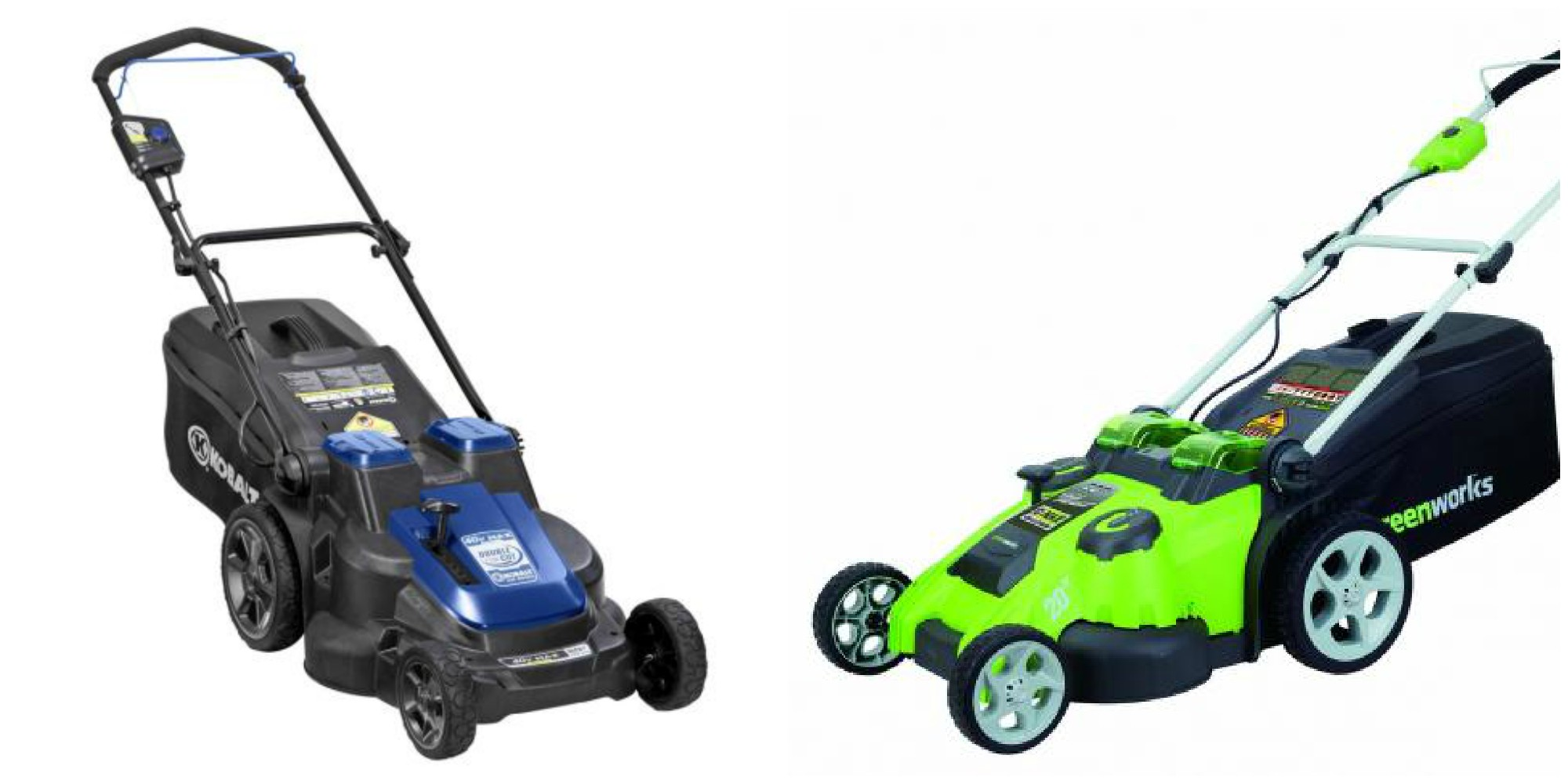 Fire hazard prompts recall of 28,000 cordless electric lawn