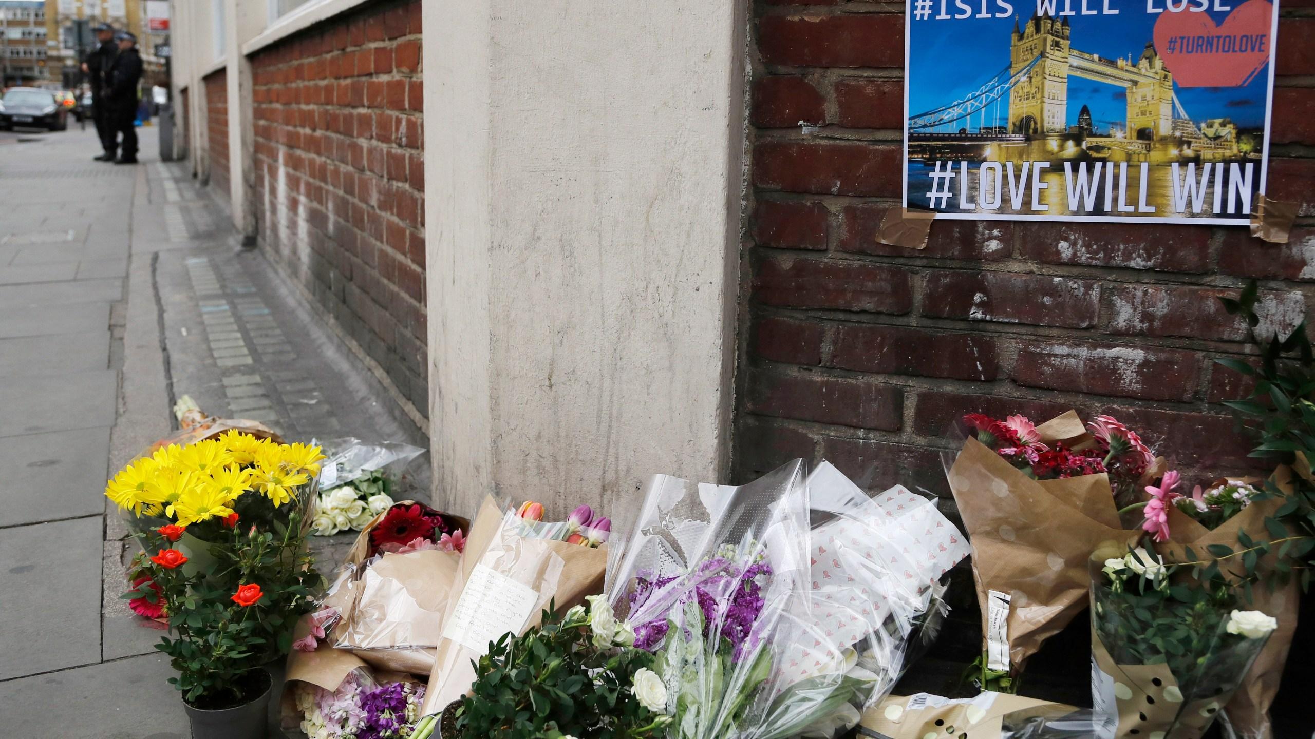 Britain London Bridge Attack_489853