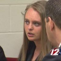 Michelle Carter in court_166359