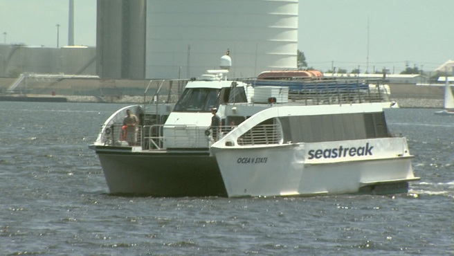 RIDOT launches new website for the Providence-Newport ferry