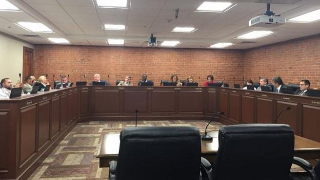 House Finance Committee budget debate_497287