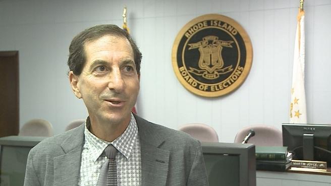 RI Board of Elections Executive Director Robert Kando_243673