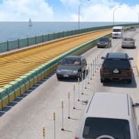 Newport bridge lane restrictions rendering_473879