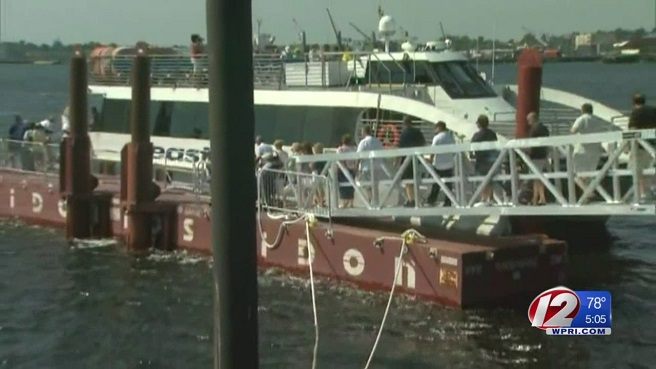 Providence-Newport ferry cancelled again through Monday
