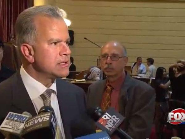 Speaker Nicholas Mattiello State Budget RI_501981