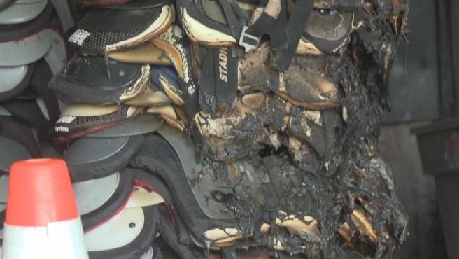 football fire investigation_512751