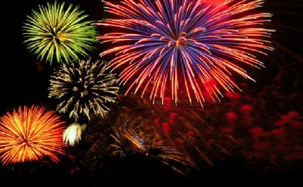 Fireworks cluster_18168