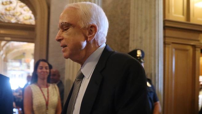 McCain Congress Health Overhaul_521418