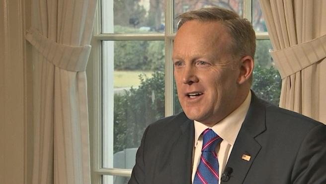 White House Press Secretary Sean Spicer_428963