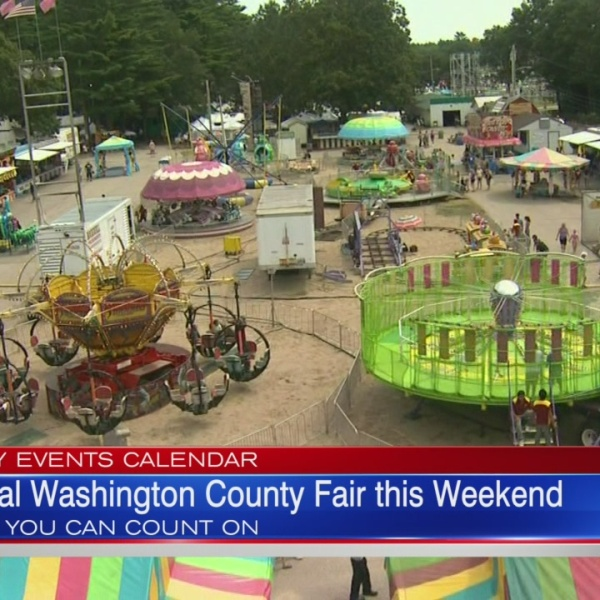 What's happening this weekend: August 19-20