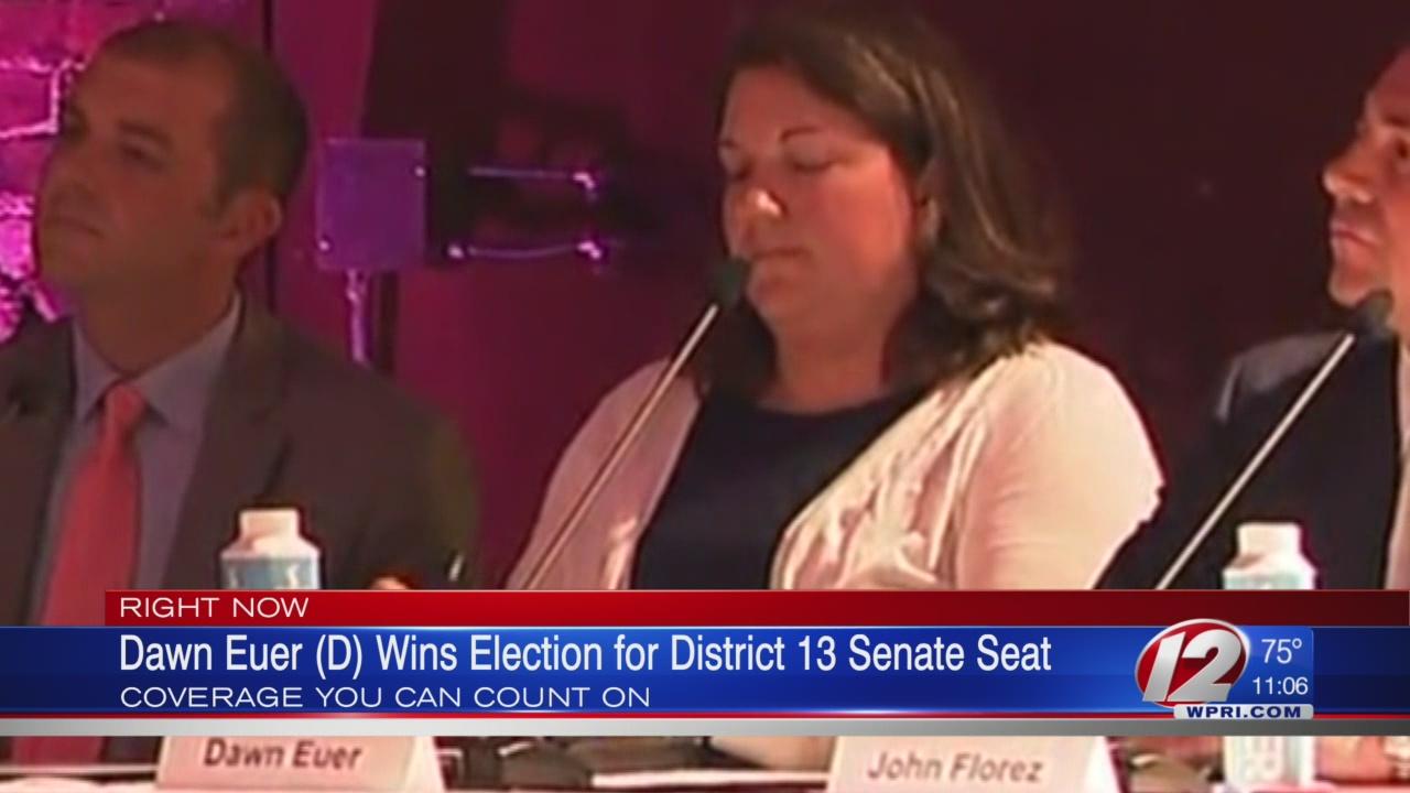 Dawn Euer Wins District 13 Senate Seat