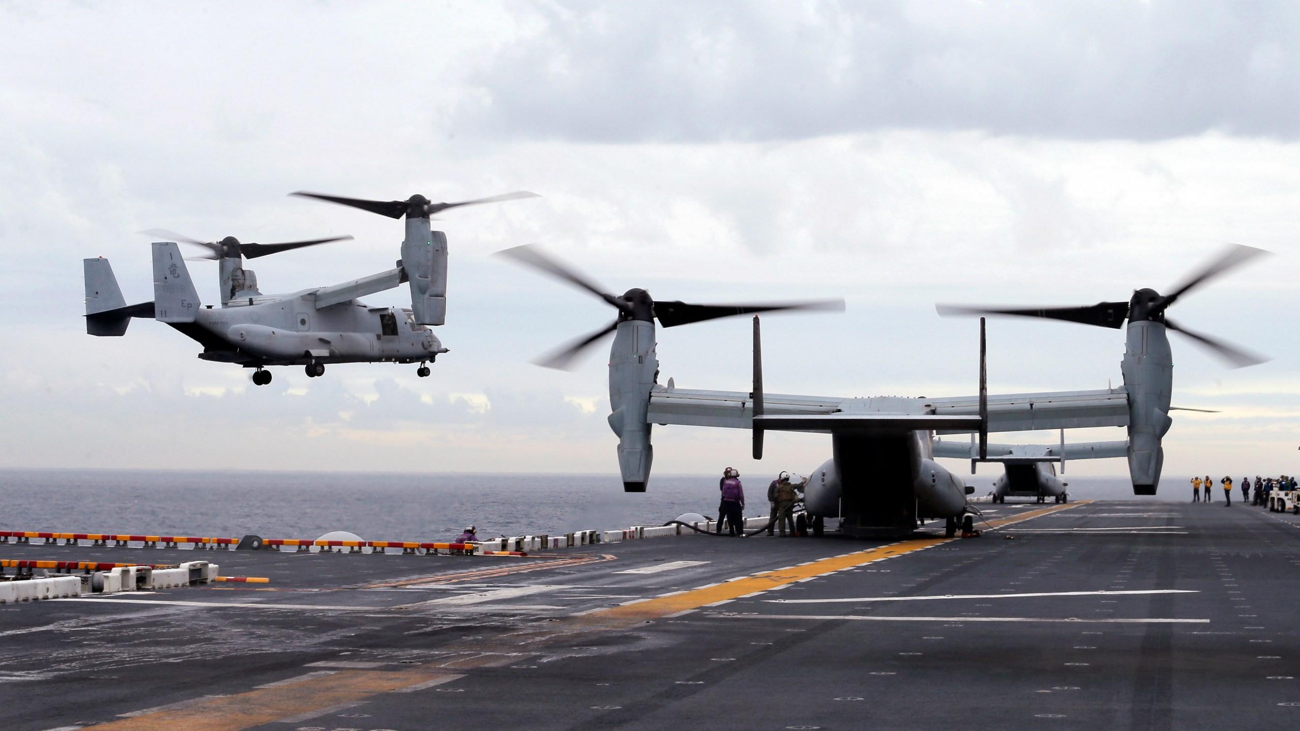 CORRECTION Australia US Military Exercise_528282