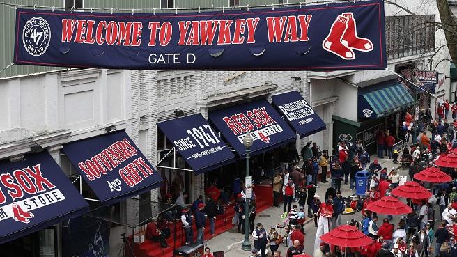 Red Sox Baseball_535470