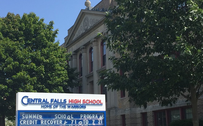 Central Falls students learn how to budget themselves