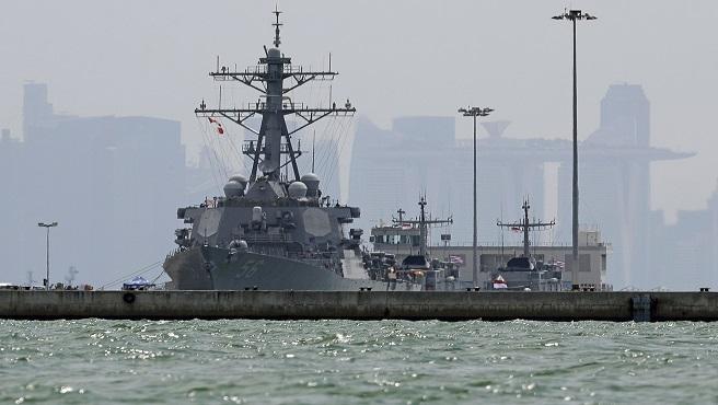 Singapore US Navy Ship Collision_537186