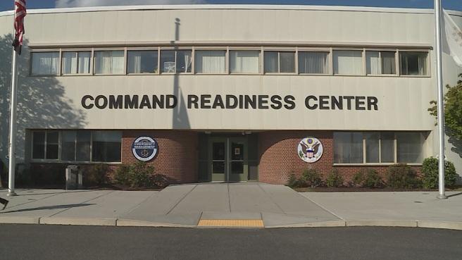 Rhode Island National Guard Command Readiness Center_542879
