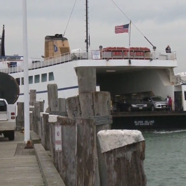 Block Island Ferry resumes service