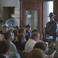The official 9_11 ceremony was held at the R.I Police Headquarters_549592
