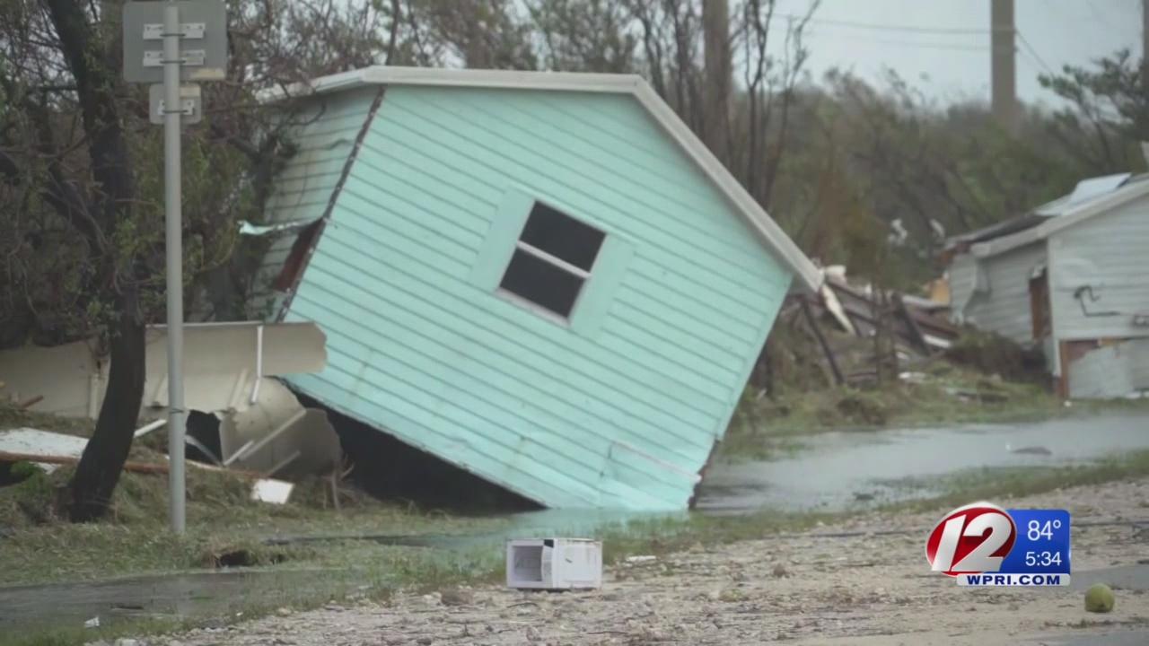 Rhode Island natives travel 550 miles to evacuate Florida home ahead of Hurricane Irma