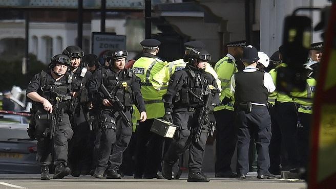 Britain Subway Incident_553241