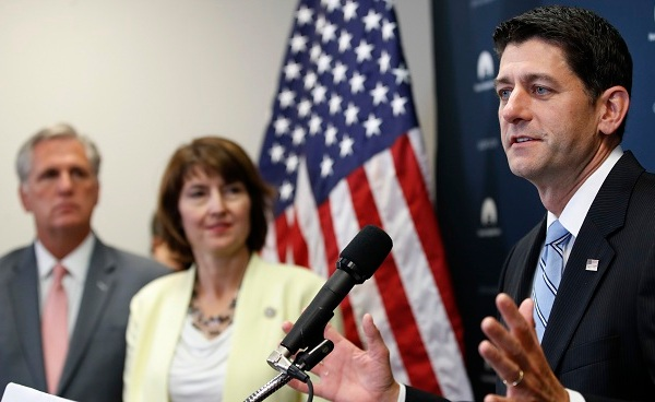 Paul Ryan, Kevin McCarthy, Cathy McMorris Rodgers_546797