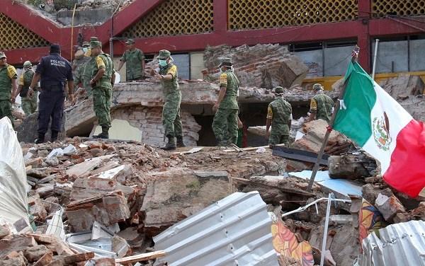 Mexico Earthquake_548454