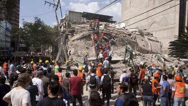 Mexico Earthquake_555667