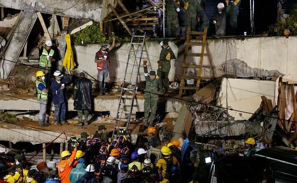 Mexico Earthquake_556299