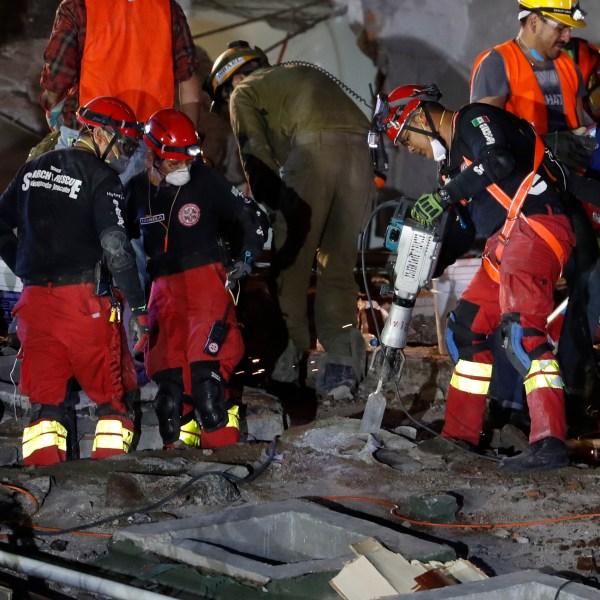 Mexico Earthquake_557719
