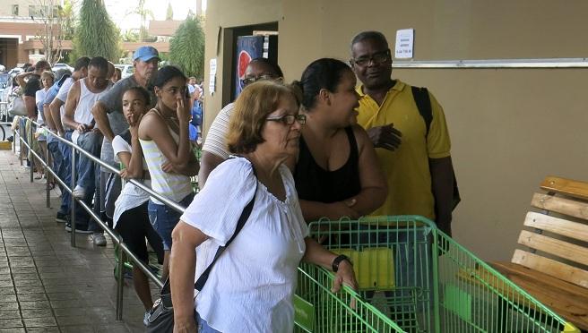 Puerto Rico Food Shortages_559140