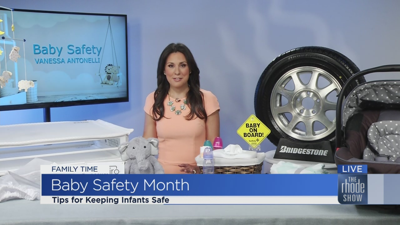 Baby safety month_554094