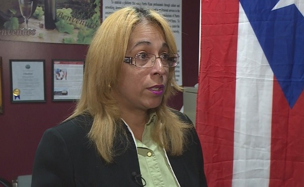 Belen Florez, vice president of the Puerto Rican Professional Association_556499