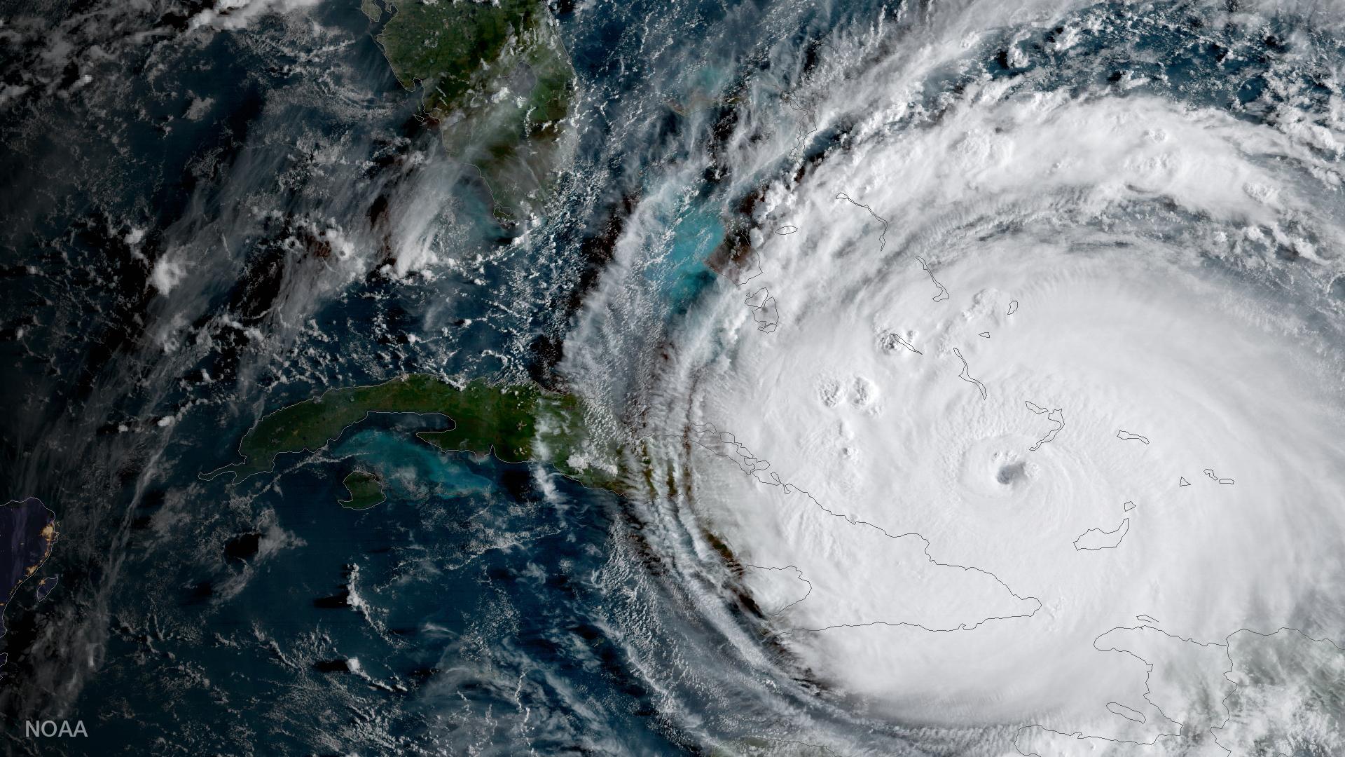 Florida Prepares For Major Hit By Hurricane Irma_548688