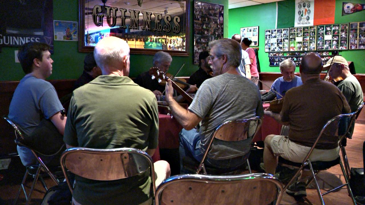 Irish sessions preserve a heritage with a timeless tradition