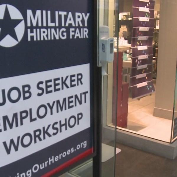 Warwick job fair helping veterans transition to civilian life