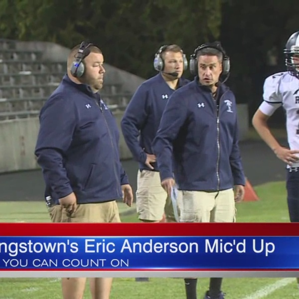 South Kingstown coach Eric Anderson_566102