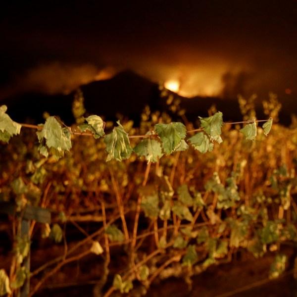 California Wildfires_568439