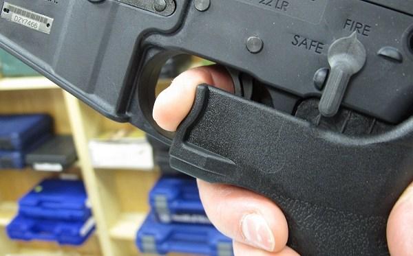 Semiautomatic rifle_563636