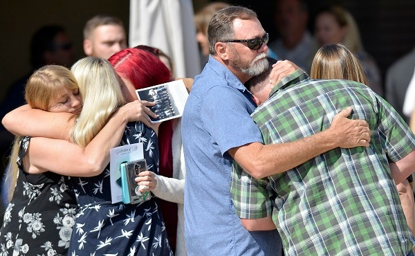 Las Vegas Shooting Funerals_566433