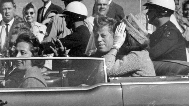 John F. Kennedy, Jacqueline Kennedy, John Connally, Nellie Connally_577394