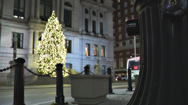 Kennedy Plaza Christmas Tree Lighting 2021 Providence Puts Out The Call For Christmas Trees
